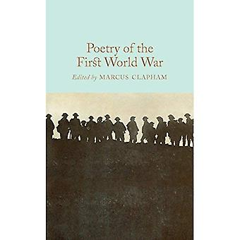 Poetry of the First World War (Macmillan Collector's Library)