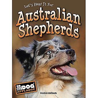 Australian Shepherds (Dog Applause)