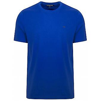 Michael Kors Michael Kors klassiske kongeblå t-skjorte