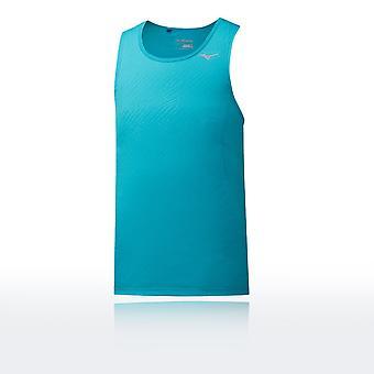 Camiseta de ventilación Mizuno alfa - SS19