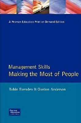 ManageHommest Skills Making the Most of People by Evendon