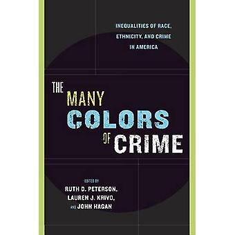 The Many Colors of Crime by Peterson & Ruth
