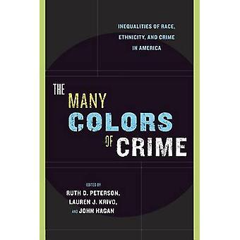 De mange farver af kriminalitet af Peterson & Ruth