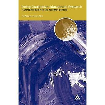 Gør kvalitative uddannelsesforskning ved Walford & Geoffrey