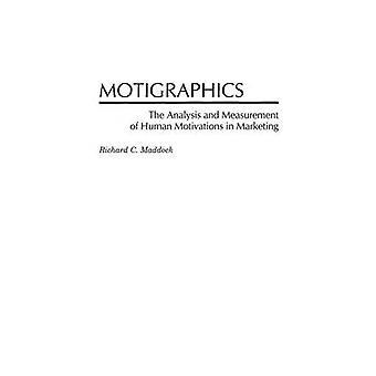 Motigraphics analyse og måling af menneskets motivationer i markedsføring af Maddock & Richard