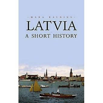 Letland - een korte geschiedenis door Mara Kalnins - 9781849044622 boek