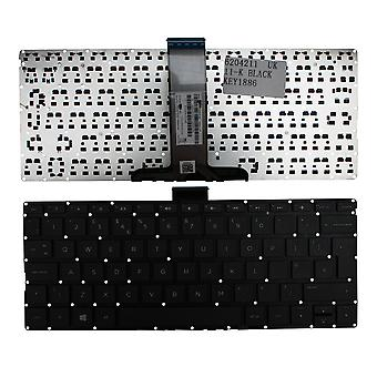 HP Pavilion 11-K164NR Black Windows 8 UK Layout Replacement Laptop Keyboard
