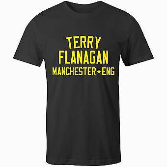 Terry Flanagan boksen legende T-shirt