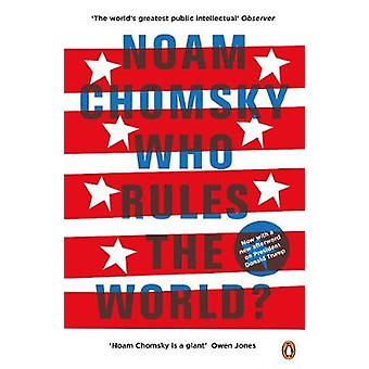 Who Rules the World? by Noam Chomsky - 9780241189450 Book