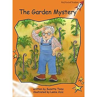 The Garden Mystery by Suzette Toms - Lamia Aziz - 9781776541751 Book