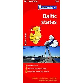 Baltic States - 9782067173828 Book