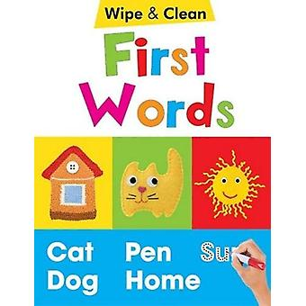 First Words by First Words - 9788131940037 Book