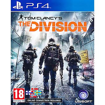 The Division Nordic - Playstation 4