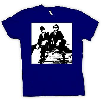 Kids T-shirt - Blues Brothers - popart