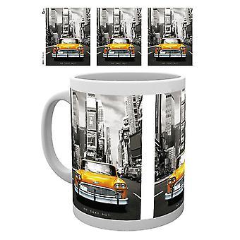 New York Taxi No 1 Boxed Drinking Mug