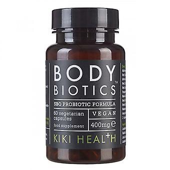 KIKI Health Body Biotics Vegicaps 60