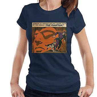 Den fantom nemesis av pirater kvinnor ' s T-shirt