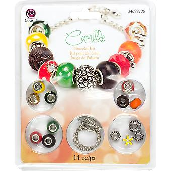 Large Hole Bracelet Kit Camille 14Pcs 34699 706