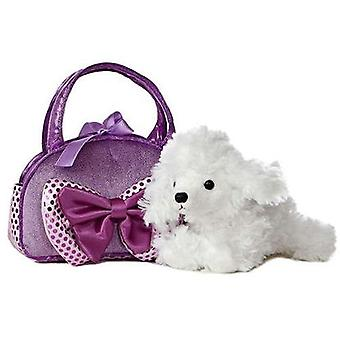 Import Puppy With 20cm Bag (Toys , Dolls And Accesories , Soft Animals)