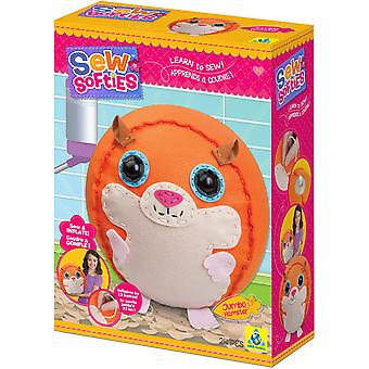 Sew Softies (TM) Jumbo Hamster- 74302