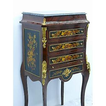 Baroque Rococo chest of drawers antique historicism style MoSm0582