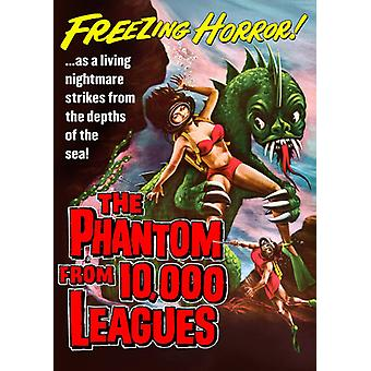 Phantom From 10 000 Leagues [DVD] USA import