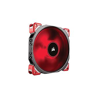 CORSAIR ML140 140 mm Pro Led Fan Red