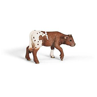 Schleich Texas Longhorn calf (Toys , Dolls And Accesories , Miniature Toys , Animals)