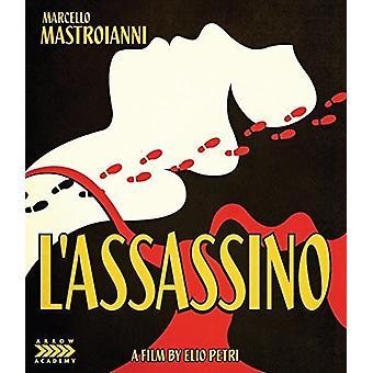 Assassin (L'Assassino) [Blu-ray] USA import