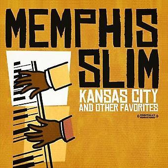 Memphis Slim - Kansas City & Other Favorites [CD] USA import