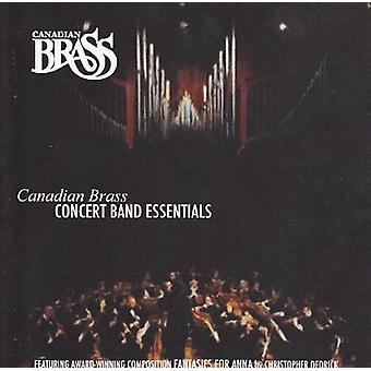 Canadian Brass - Concert Band Essentials [CD] USA import