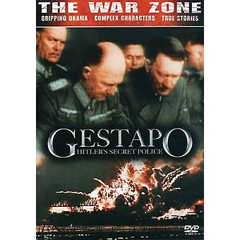 Gestapo [DVD] USA import