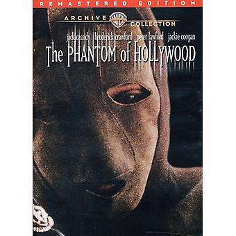Fantasma de Hollywood (Remastered) [DVD] los E.e.u.u. la importación