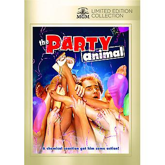 Party Animal [DVD] USA importeren