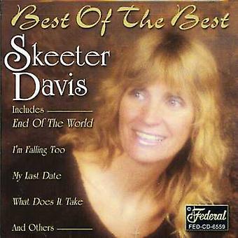 Skeeter Davis - bedste af det bedste [CD] USA import