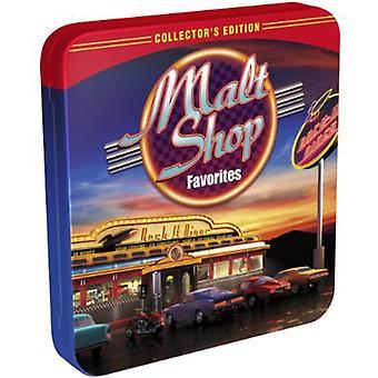 Forskellige kunstner - Malt Shop favoritter [CD] USA importerer