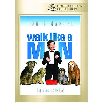 Importazione USA Walk Like a Man [DVD]