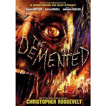 Demented [DVD] USA import