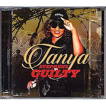 Tanya Stephens - skyldig [CD] USA import