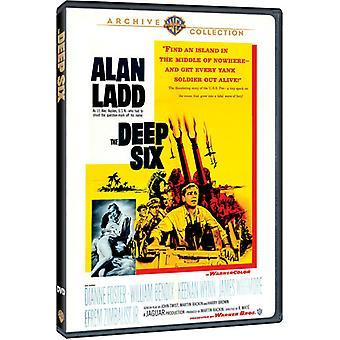 Importer des Deep Six [DVD] é.-u.