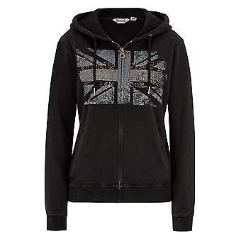Lonsdale women's Zip Hoody Hadon bridge