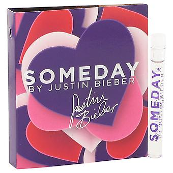 Justin Bieber Women Someday Vial (sample) By Justin Bieber