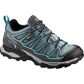 Salomon Damen Outdoorschuh X Ultra Prime CS WP Blau - 393073