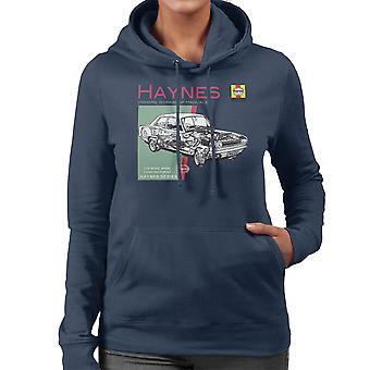 Haynes Owners Workshop Manual 0093 Vauxhall Viva vrouwen Hooded Sweatshirt