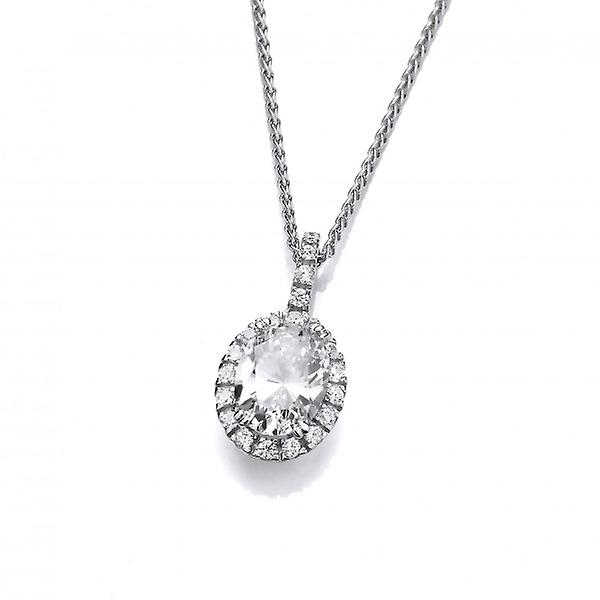 Cavendish French Just Sparkle Pendant without Chain
