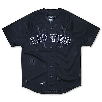 Lrg RC Mesh Baseball Jersey Black