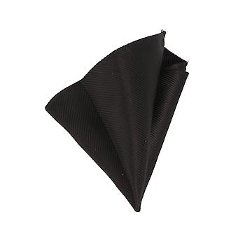 Frédéric Thomass handkerchief basic handkerchief Grand towel black Pochette synthetic fibre