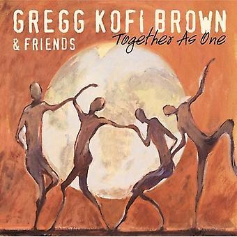 Brown, Gregg Kofi & venner - sammen som én [CD] USA import