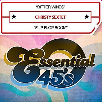 Sexteto, Christy - viento amargo / Flip Flop Boom (Digital 45) [CD] USA import
