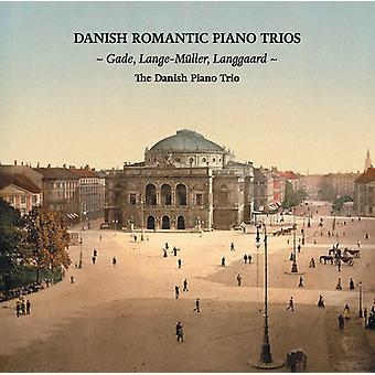 Gade / danske klaver Trio - danske romantiske klaver trioer [CD] USA import